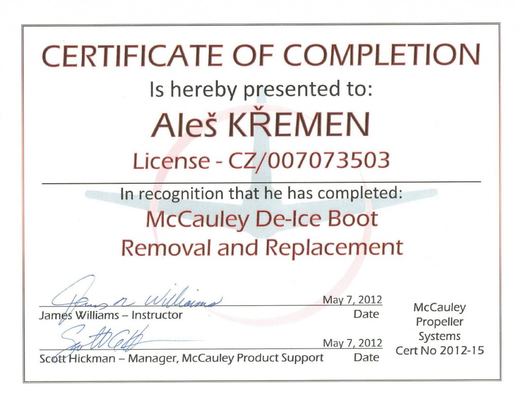 mccauley-kremen-de-ice-boot-replacement